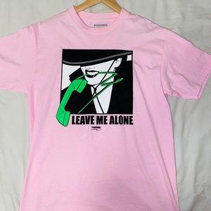 Pleasures Pink T-Shirt